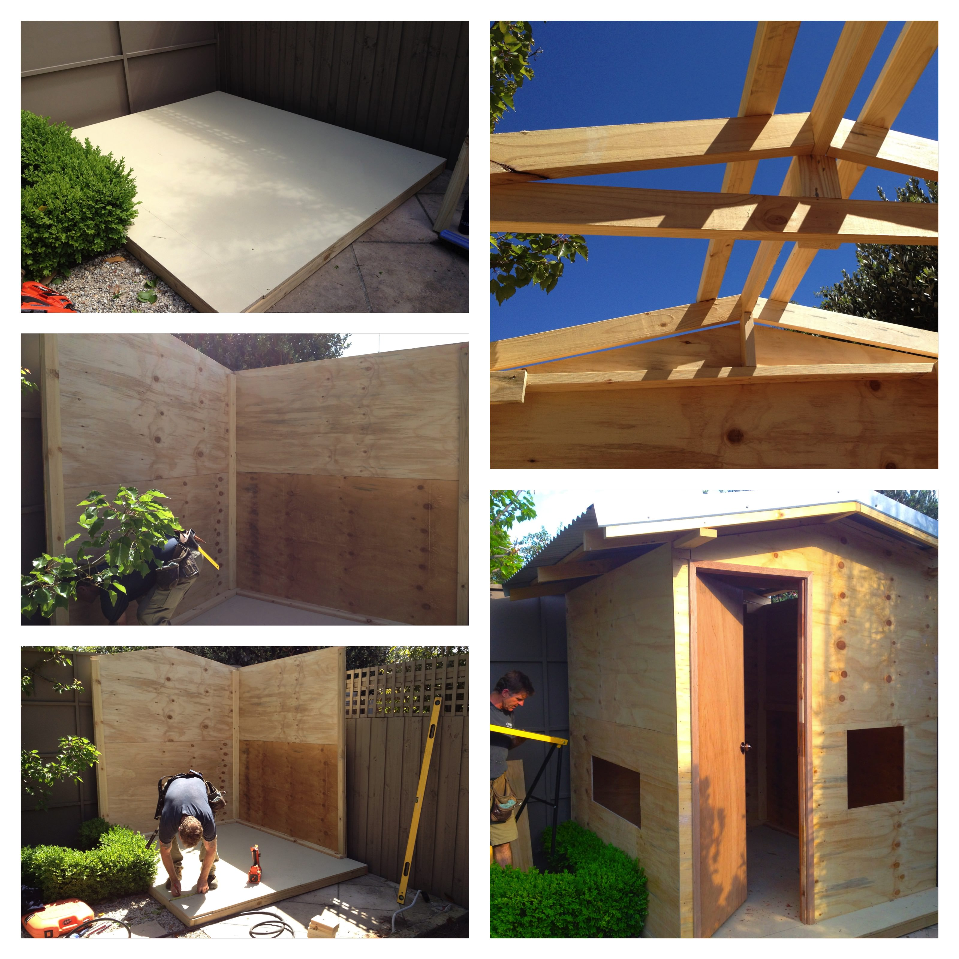 Shed or Cubby house